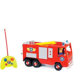Fireman Sam Remote Controlled Jupiter Fire Engine Reviews