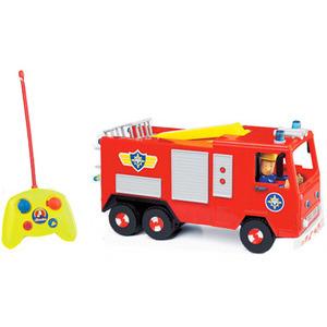 Photo of Fireman Sam Remote Controlled Jupiter Fire Engine Toy