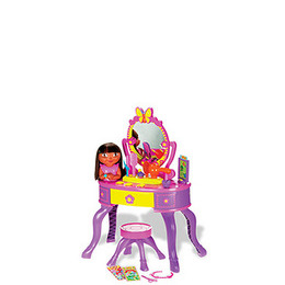 Dora the Explorer - Let's Get Ready Vanity Set Reviews