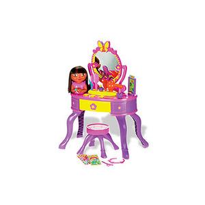 Photo of Dora The Explorer - Let's Get Ready Vanity Set Toy
