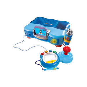 Photo of V.Smile TV Learning System Blue With Back Pack & Adaptor (Including Thomas & Friends Game) Toy