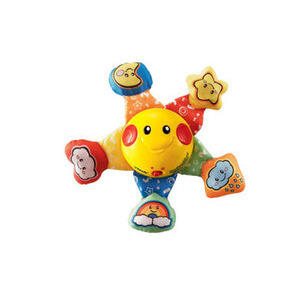 Photo of Peek-A-Boo Sunny Face Toy