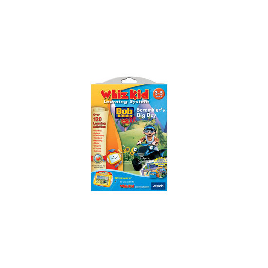 Whiz Kid Whizware - Bob the Builder: Scrambler's Big Day