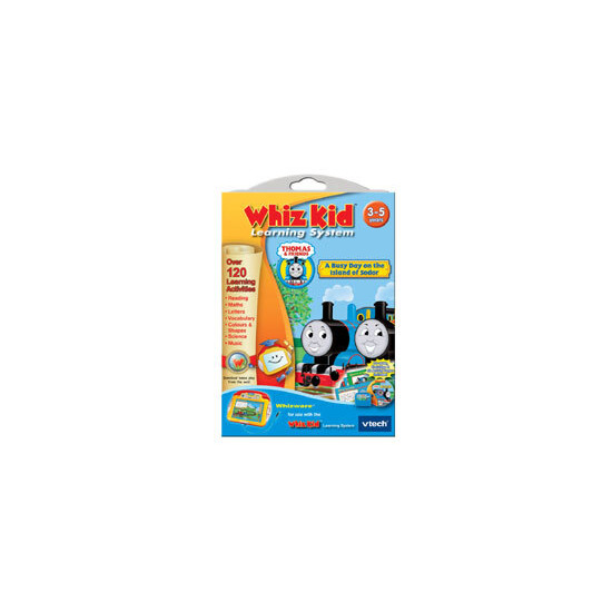 Whiz Kid Whizware - Thomas & Friends: A Busy Day on the Island of Sodor