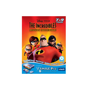 Photo of V.Smile Pro V.Disc - Disney Pixar The Incredibles: Mission Incredible Toy