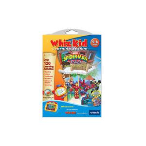 Photo of Whiz Kid Whizware - Spiderman & Friends: The Super National Park Toy