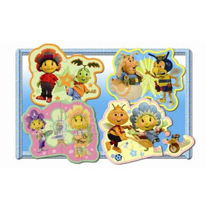 Photo of Fifi and The Flowertots - 4 In A Box Toy
