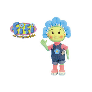 Photo of Fifi and The Flowertots - Talking Fifi Forget-Me-Not Toy
