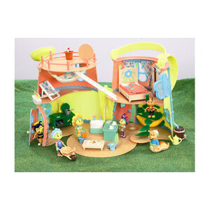 Photo of Fifi and The Flowertots Deluxe Forget-Me-Not Cottage Toy