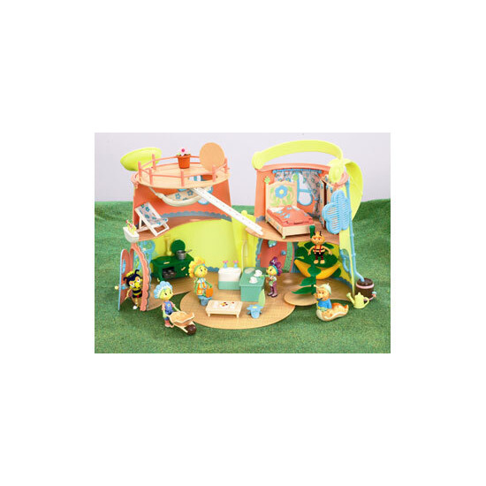Fifi and the Flowertots Deluxe Forget-Me-Not Cottage