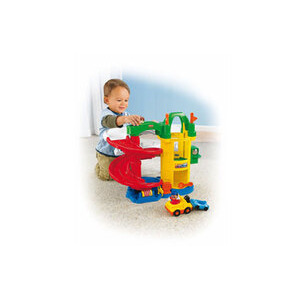 Photo of Little People Racin' Ramps Garage Toy
