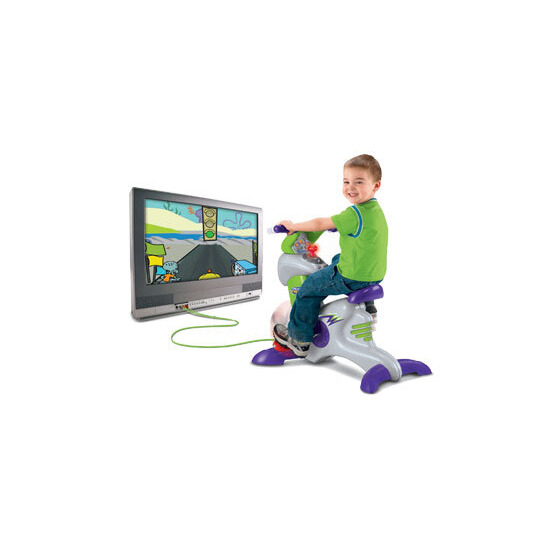 Smart Cycle - Physical Learning Game System