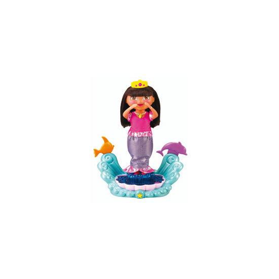 Dora the Explorer Sparkle & Twirl Mermaid Dora