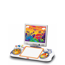 Fisher-Price Digital Arts & Crafts Studio Reviews