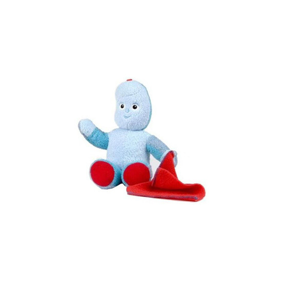 In the Night Garden - Mini Plush Igglepiggle