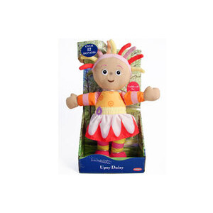 Photo of In The Night Garden - Basic Plush Upsy Daisy Toy