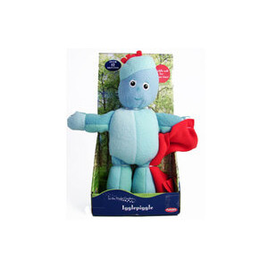 Photo of In The Night Garden - Basic Plush Iggle Piggle Toy