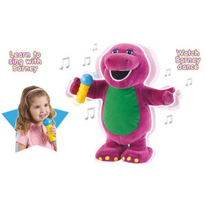 Photo of Sing & Dance With Me Barney Toy