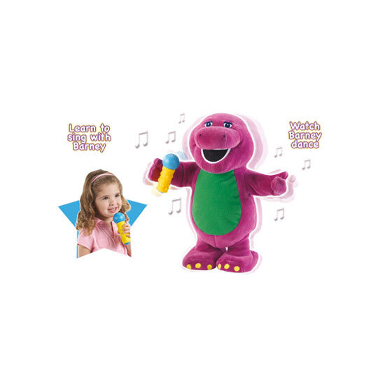 Sing & Dance With Me Barney