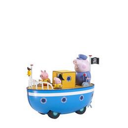 Peppa Pig On Grandpa Pig's Boat Reviews