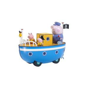 Photo of Peppa Pig On Grandpa Pig's Boat Toy