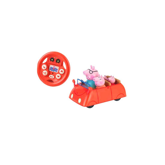 Peppa Pig Drive & Steer Car