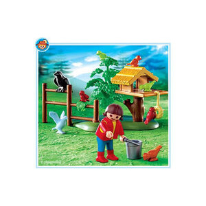 Photo of Playmobil - Bird Feeder 4203 Toy