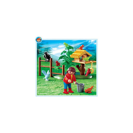 Playmobil - Bird Feeder 4203