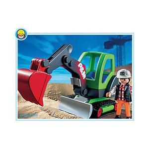 Photo of Playmobil - Excavator 3279 Toy
