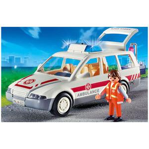 Photo of Playmobil - Emergency Vehicle 4223 Toy