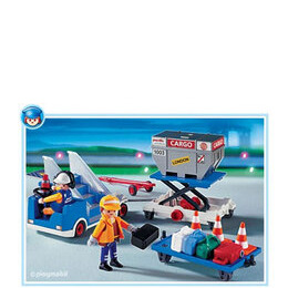 Playmobil - Cargo Crew 4315 Reviews