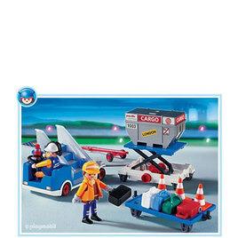 Playmobil - Cargo Crew 4315 Reviews
