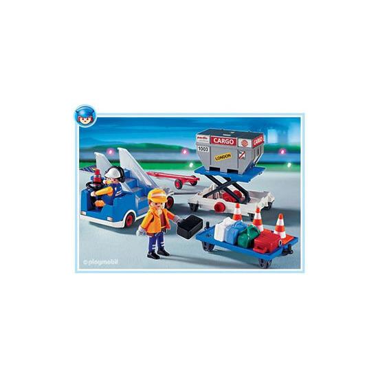 Playmobil - Cargo Crew 4315