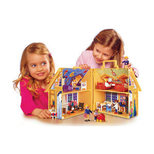 Photo of Playmobil - My Take Along Dolls House 5763 Toy