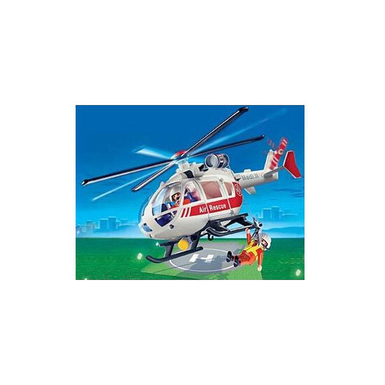 Playmobil - Medical 'Copter 4222