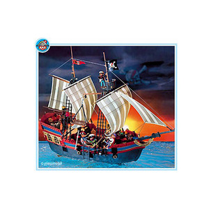 Photo of Playmobil - Pirate Flagship 3940 Toy
