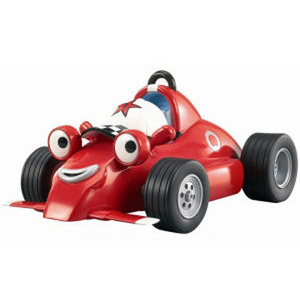 Photo of Roary The Racing Car - Friction Powered Talking Roary Toy