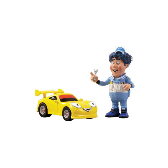 Roary The Racing Car - Die Cast Drifter and Big Chris
