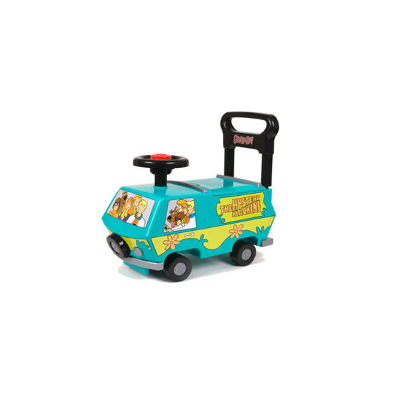 Scoob-Doo Mystery Machine Ride On