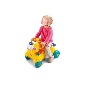 Photo of Go Baby Go - Stride-To-Ride Lion Toy
