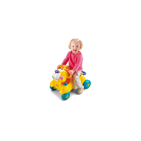Go Baby Go - Stride-to-Ride Lion