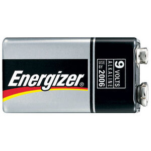 Photo of Energizer Ultra+ 9V Battery Battery