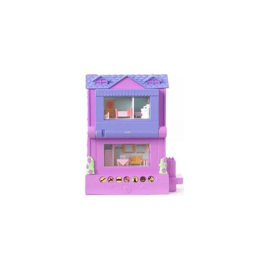 Pixel Chix - 2 Storey House