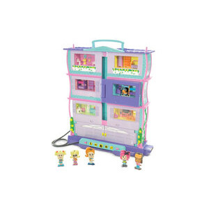 Photo of Pixel Chix Roomies House Toy