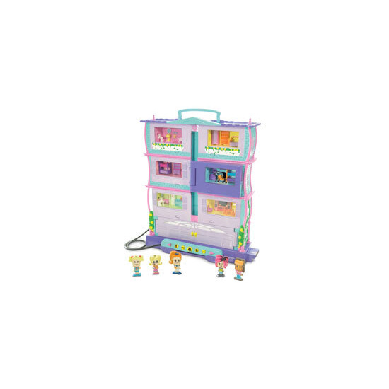 Pixel Chix Roomies House