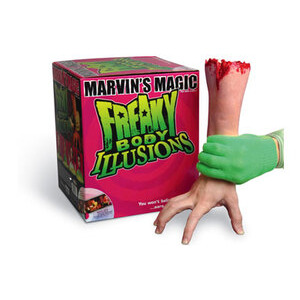 Photo of Marvin's Magic - Freaky Body Illusions Toy