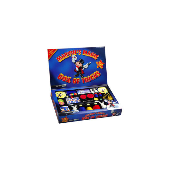 Marvins Magic - Box of Tricks for Young Magicians