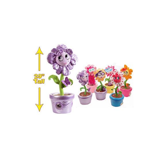 Movin & Groovin Flowers - Dancing Decorative Speakers