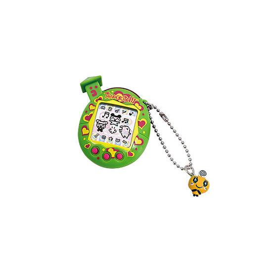 Tamagotchi Familitchi - Lime Heart