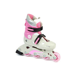 Photo of Mercury Adjustable In-Line Skates Pink Size 12-2 Toy